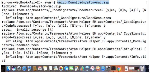 How to Install Atom on MacOS