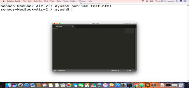 How to Install Sublime Text on MacOS
