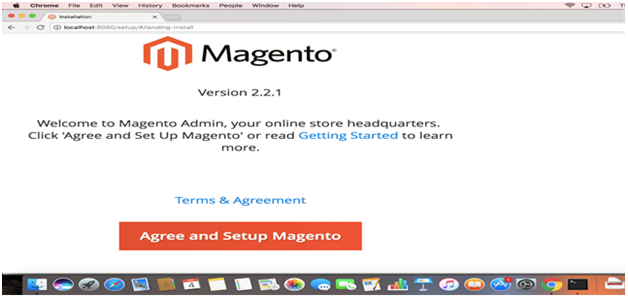 How to install Magento on MacOS