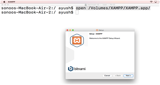 How to Install XAMPP on MacOS