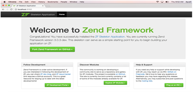 How to Install Zend framework on MacOS