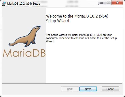 Mariadb Installation 2