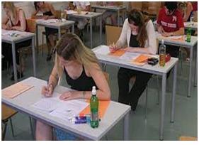 Written or Online Test