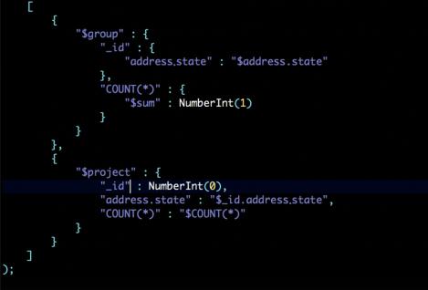 MongoDB Database commands
