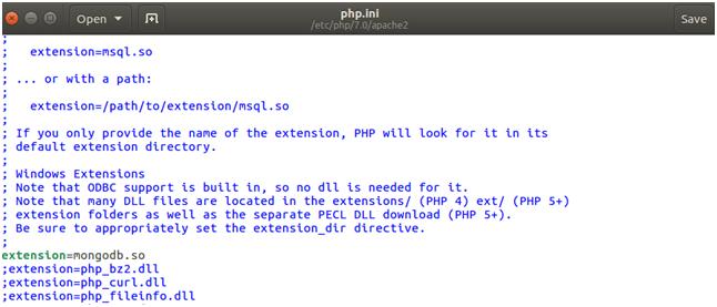 MongoDB Php mongodb connectivity 2