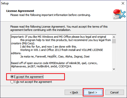 Download Windows and MS office activator