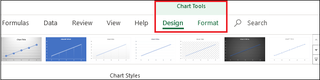 Ribbon and Tabs in Excel