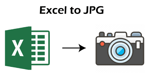 Excel to JPG