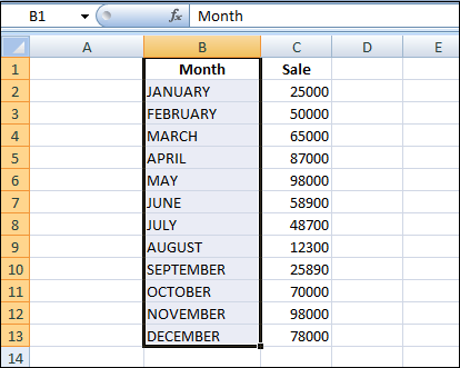 How to Change Lowercase to Uppercase in Excel