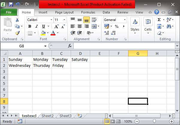 How To Convert Excel To CSV