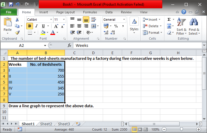 How To Create A Graph In Excel