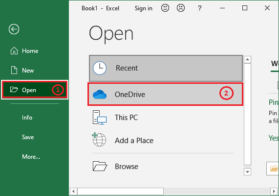 How to Create and Open Workbooks?