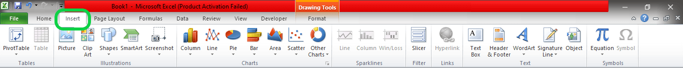 How To Insert PDF in MS Excel