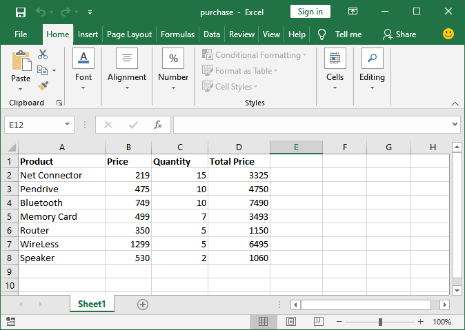 How to unlock cells in Excel