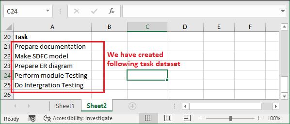 Strikethrough in Excel