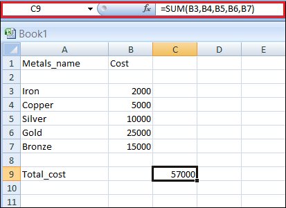 What-if Analysis in Excel
