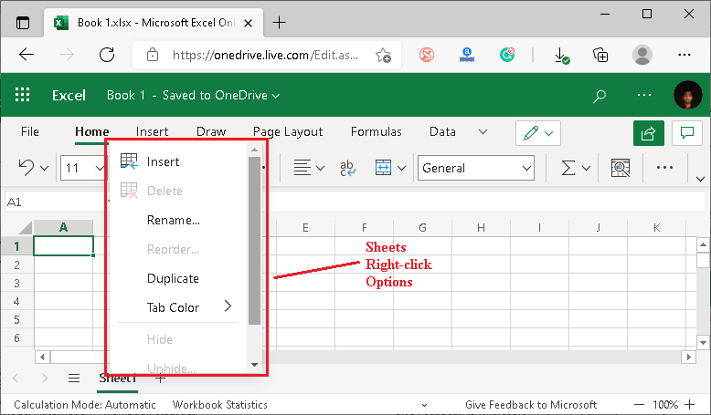What is Microsoft Excel Online
