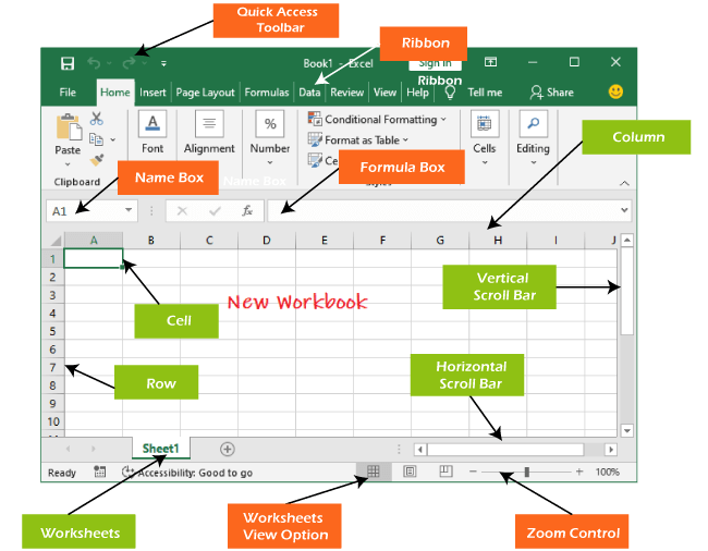 What is Microsoft Excel?