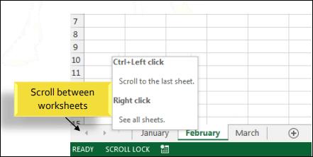 What is Workbook Window