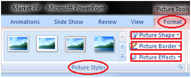 MSpowerpoint How to edit picture and clip art 3