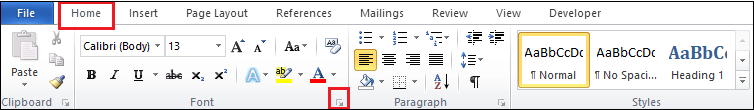 How to Convert Uppercase to Lowercase in Microsoft Word document
