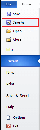 How to create a folder in a Word document