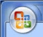 MS Word Microsoft office button 2