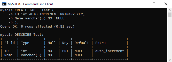 MySQL Add/Delete Column