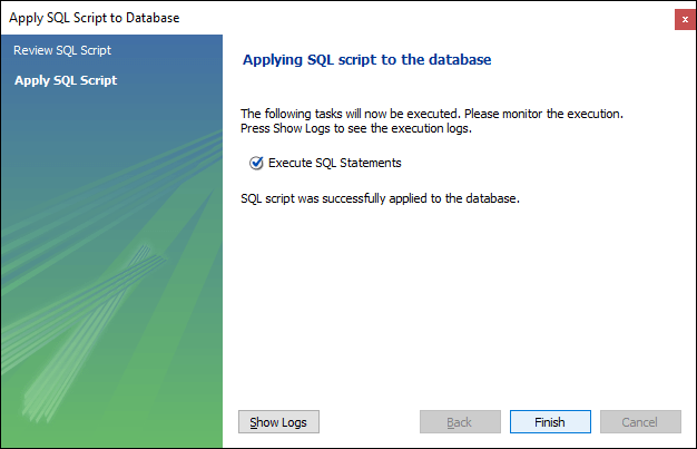 MySQL AFTER UPDATE TRIGGER