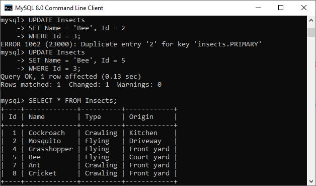 MySQL SEQUENCE