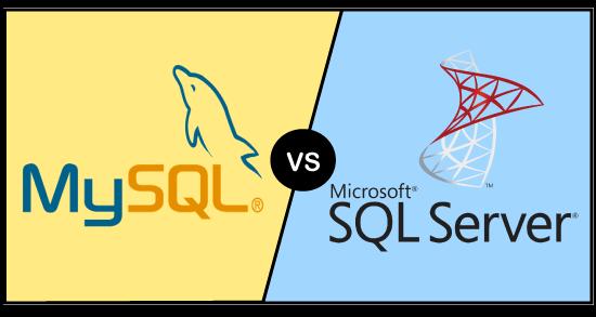 MySQL vs MS SQL Server