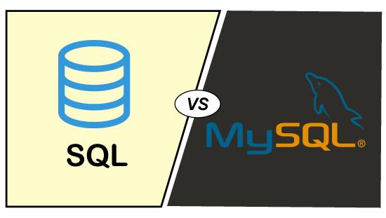 MySQL vs. SQL