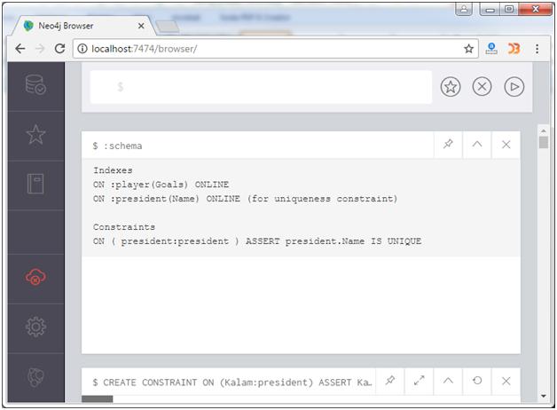 Neo4j Create constraints 2