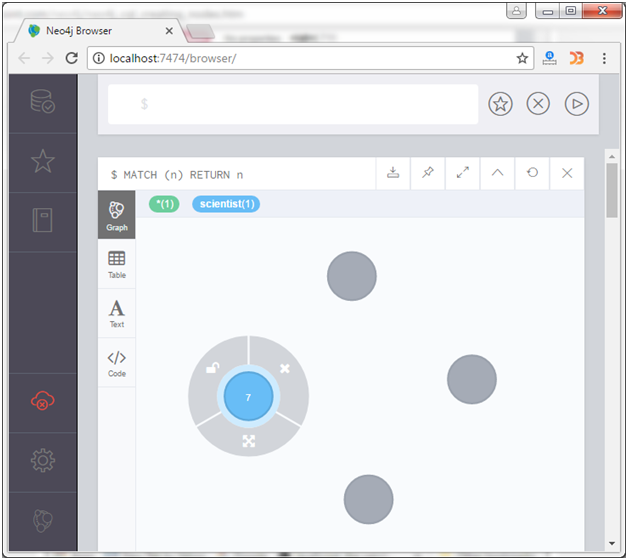 Neo4j Create nodes 7