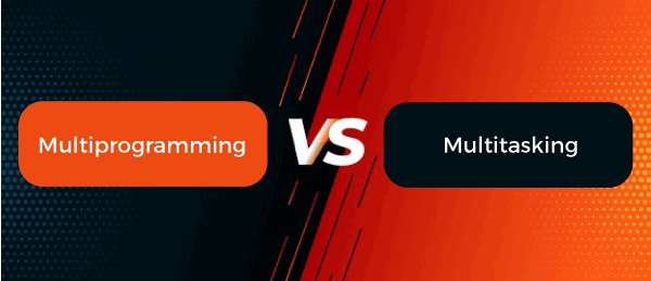 Multiprogramming vs. Time Sharing Operating System