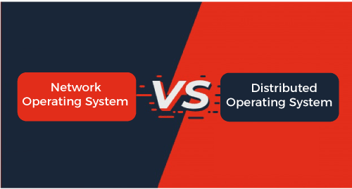 Network Operating System vs Distributed Operating System