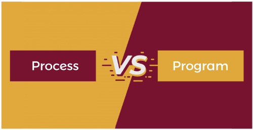 Process vs Program