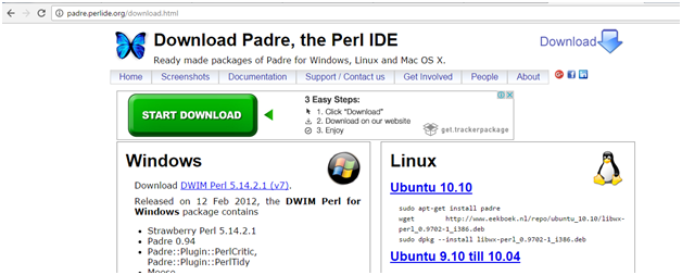 Perl Installation 3