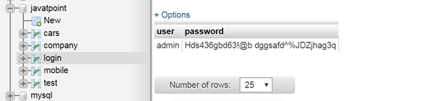 Phalcon Password Hashing 2