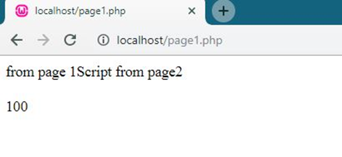 PHP include_once