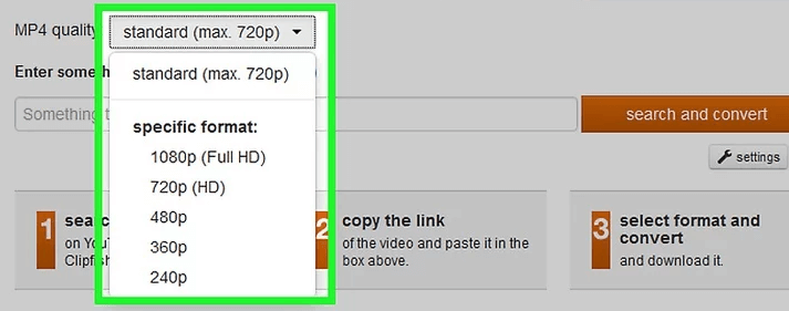 How to download video from the website