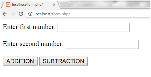 PHP Parametrized function 2
