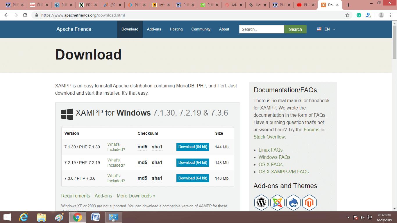 Phppdo