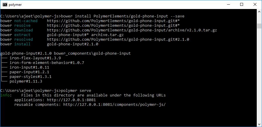 gold phone input