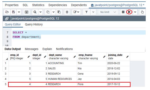 PostgreSQL AND & OR Condition