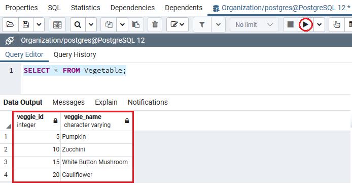 PostgreSQL Identity Column