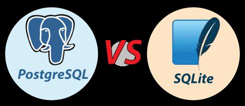 PostgreSQL vs SQLite