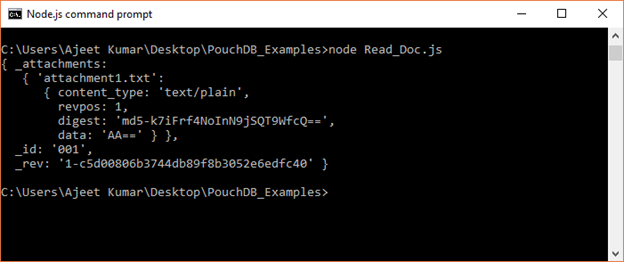 PouchDB Add attachent 2