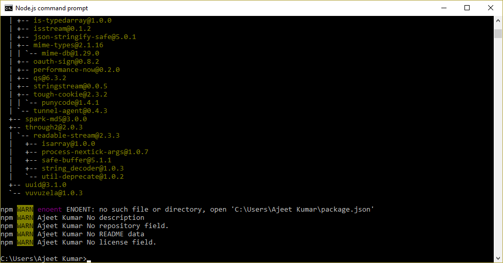 PouchDB Install 2