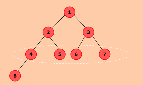 Program to Find Maximum Width of a Binary Tree